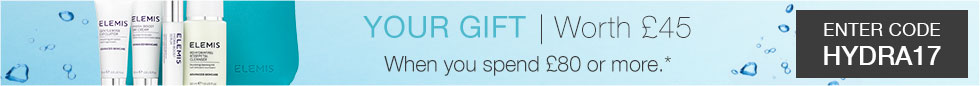 FREE ELEMIS Hydration Gift - Worth £45