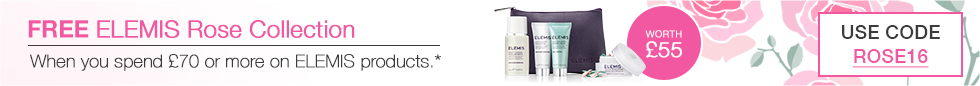 FREE ELEMIS Rose Collection - Worth £55