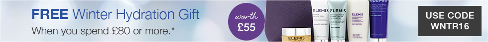 FREE ELEMIS Winter Hydration Gift - Worth £55