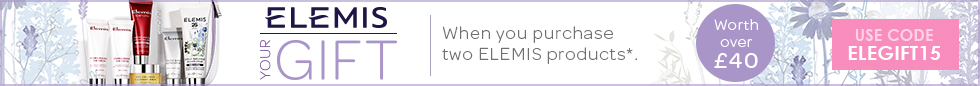 FREE ELEMIS Gift Worth Over £40